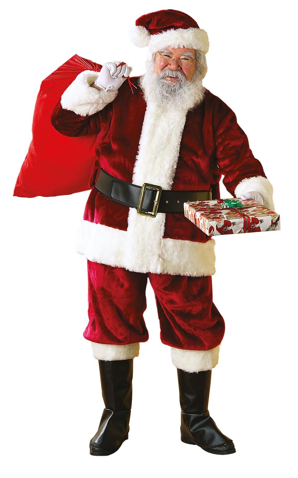be1f1be1759 Crimson Santa Suit Premier Range R23350