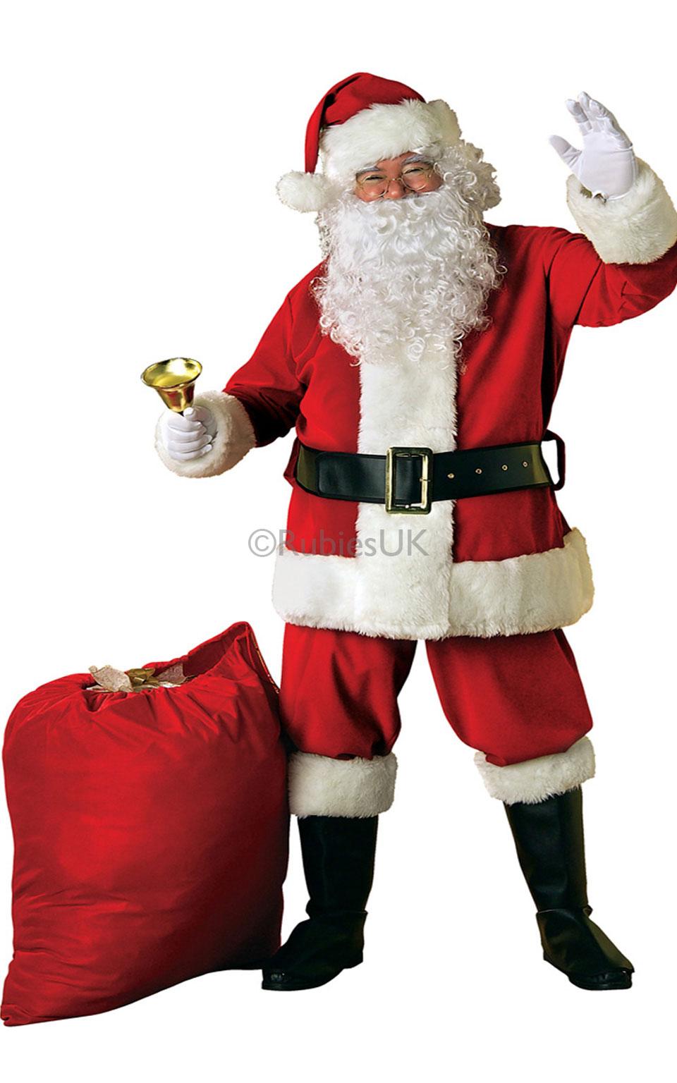 Plush Velvet Christmas Stockings
